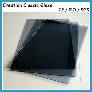 4mm Dark Grey Stained Float Glass for Window Glass/Buiding Glass pictures & photos