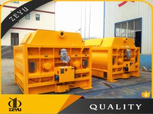 Twin-Shaft Concrete Mixer Js2000 for Sale pictures & photos