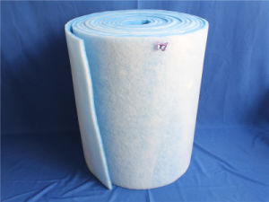 White Blue Spray Booth Intake Filter pictures & photos