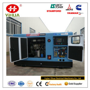 Weifang Ricardo 12.5-312.5kVA/10-250kw Silent Power Diesel Generator Set pictures & photos
