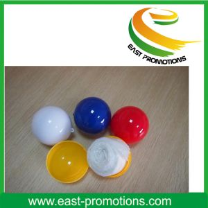 Plastic Raincoat in Ball Poncho Raincoat Balls for Sale pictures & photos