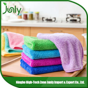 Cleaning Wipe Micro Towels Best Microfiber Cloth for Cleaning pictures & photos
