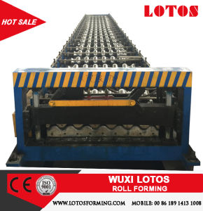Roof & Wall Roll Forming Machine Lts-75/210-840 pictures & photos