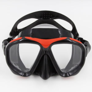 Professional Tempered Glass Best Scuba Mask (MK-202) pictures & photos
