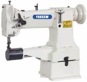 Single Needle Cylinder Bed Compound Feed Lockstitch Sewing Machine pictures & photos
