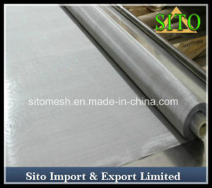 Stainless Steel 304 Woven Wire Mesh pictures & photos