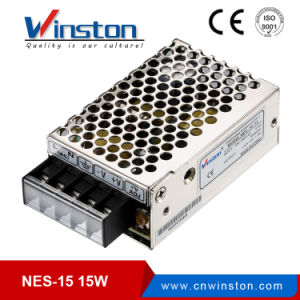 Nes-15 15W 5/12/15/24/48V AC-DC Switching Power Supply with Ce pictures & photos