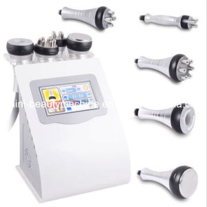 5 In1 Vacuum 40k Sextupole Tripolar RF Weight Loss Slim Photon Machine pictures & photos