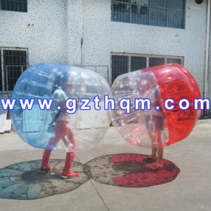 Inflatable Toys Bumper Ball Soccer Bubble/Sports Entertainment Inflatable Human Bubble Soccer pictures & photos