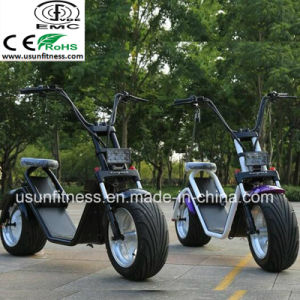 New Design Aluminum Alloy Material Electric Scooter with Remove Battery pictures & photos