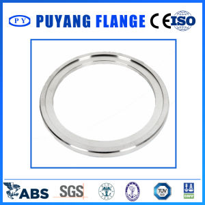 Forged Stainless Steel Plate Flange 304 pictures & photos