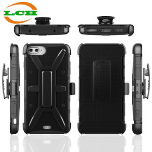 Cooling Shockproof Phone Case for iPhone with Belt Clip pictures & photos