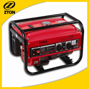 2000W 6.5HP Engine Electric Power Petrol Generator (set) pictures & photos