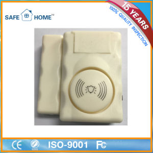 Battery Operated Personal Door Sensor Burglar Alarm Magnetic Contact pictures & photos