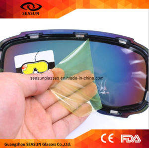 Skiing Snowboarding Goggles Double Layer Ski Googles Men Women Spherical Ski Eyewear Can Hold Myopia Snow Glasses pictures & photos