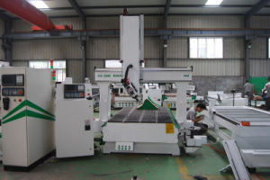 4 Axis CNC Router CNC Working Center (VCT-SR1530HD-ATC) pictures & photos