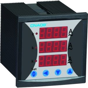 Three Phase Current Meter with Alarm Size 72*72 AC5a CT Adjustable pictures & photos