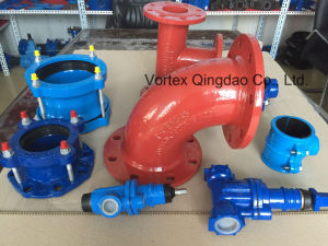 Ductile Cast Iron Angle Valve pictures & photos