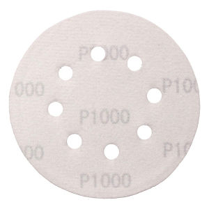 Delta Sander Pads 140mm 5 Hole P120 pictures & photos