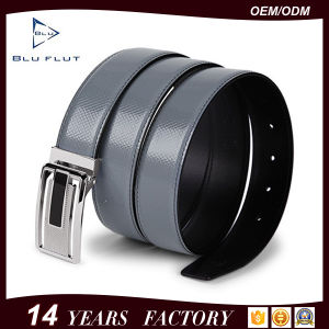 Fashion Genuine Leather Metal Buckle Belts Waist Belt for Men pictures & photos
