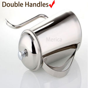 Stainless Steel Pour Over Coffee Kettle Tea Set pictures & photos
