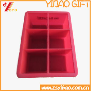 Environment Protection Silicone Ice Cube Tray, Cake Mold Ketchenware (YB-HR-125) pictures & photos