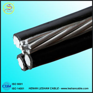 Aluminum, ACSR, AAC Conductor XLPE PVC Overhead Aerial Bundled Cable pictures & photos