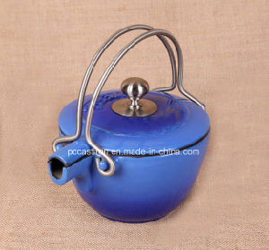 Cast Iron Tea Kettle Manufacturer From China pictures & photos