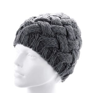 Made to Order Fashion Women Hand-Knitting Knitted Winter Hats pictures & photos