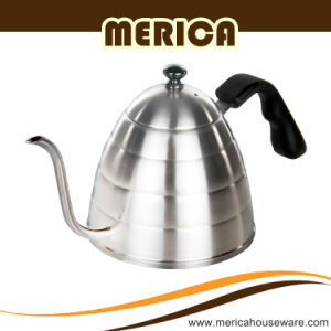 Stainless Steel 304 Pour Over Coffee Pot Tea Pot pictures & photos