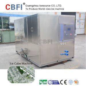 High Quality Commercial Cube Ice Machine for Drink and Wine pictures & photos