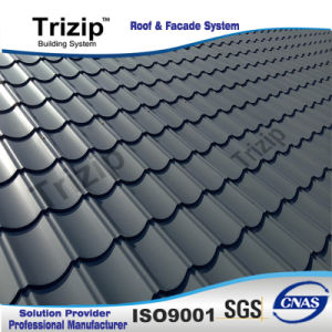 Aluminium Corrugated Roofing Tile (TD28-207-828) pictures & photos