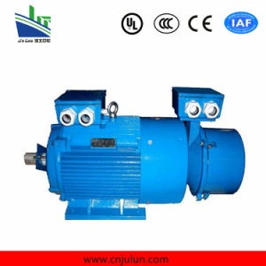 Yr Series Low Voltage Winding Three-Phase Asynchronous Motor Ball Mill AC Electric Induction Three Phase Motor Slip Ring Motors IP44or IP54 pictures & photos