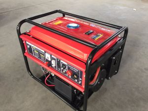 5.0kw Portable Welder Generator pictures & photos