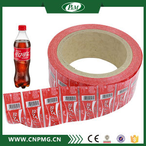 PVC Heat Shrink Sleeve Label Printing for Package pictures & photos