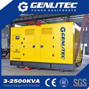 250 kVA Silent Diesel Generator with Mtu Engine Marathon Alternator pictures & photos