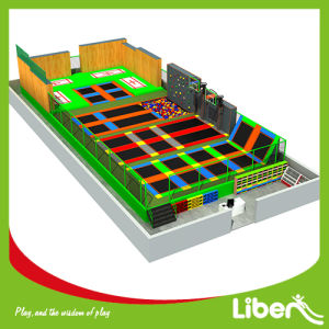 with Customized Designdodge Ball Trampoline Park Maker pictures & photos