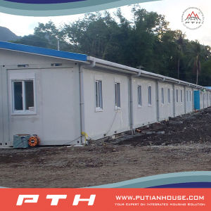 Prefab Luxury High Quality Container House as Modular Home pictures & photos