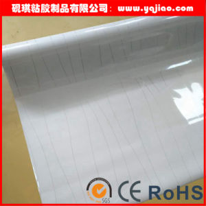 High Glossy Solid Color PVC Film for Furniture and MDF Board Decorative pictures & photos