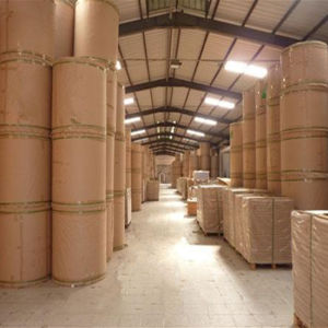 Kraft Paper & White/Brown Kraft Paper& Wrapping Paper pictures & photos