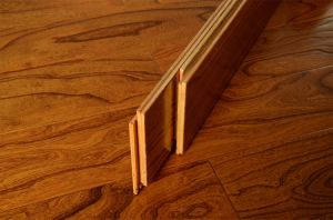 Multi-Layer Solid Wood Flooring for Living Room pictures & photos