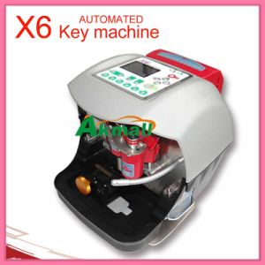 Newest Automatic V8/X6 Car Key Cutting Machine with Free V2013 Database pictures & photos