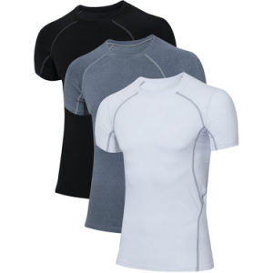 OEM Men Fitness T Shirts Gym Wear 2017 T-Shirts pictures & photos