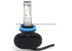 Car LED Headlight 50W 8000lm Csp LED Chips 9005 9006 H4 H11 S1 LED Headlight Kit pictures & photos