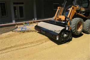 China Skid Steer Loader Attachment Vibratory Roller pictures & photos