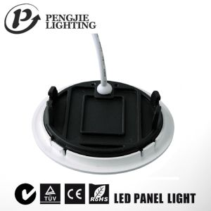 New Design High Lumen 8W Ultra Slim LED Panel Light for Indoor Lighting pictures & photos