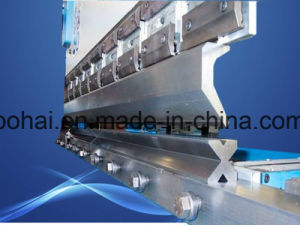 Bohai Brand-for Metal Sheet Bending 100t/3200 Press for Brake Pads pictures & photos