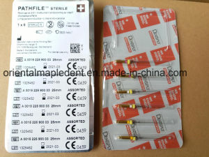 New Package Endodontic Files Dental Pathfiles pictures & photos