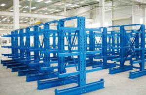 Cantilever Assemble Warehouse Used Rack Durable Cantilever Racking pictures & photos