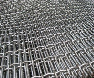Heavy Duty Crimped Wire Mesh, 65mn Vibrating Screen Mesh pictures & photos